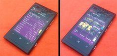 Nokia Goal 2012 Nokia Lumia 800 #wp7