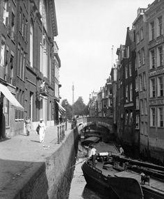 Jacob van der Hoeven, Het Steiger, Rotterdam (1915)