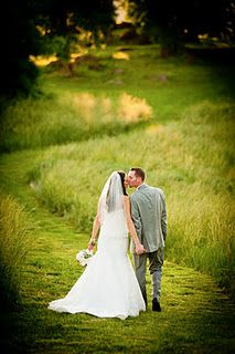 Destination wedding just outside DC...  love this couple!