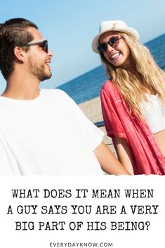 what does dating mean to guys To me, casual dating can mean a few things first, it can be the non-stressful hangouts that occur before you decide you actually want to get serious and potentially have a relationship with someone.