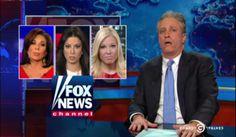 "The Daily Show's Jon Stewart Mocks Fox News' Apologies For Muslim ""No-Go Zones"" Falsehood"