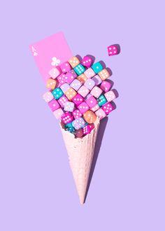 Lucky Flavor // Violet Tinder Studios