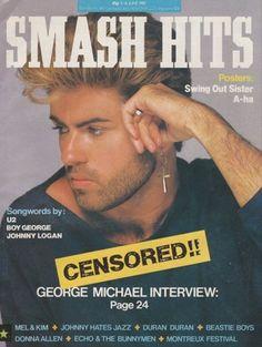 Resultado de imagen de george michael smash hits