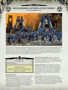 Skyhammer Annihilation Force