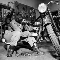 Skull Crush carbon fiber helmets. Women on Motorcycles. Women on Vintage Bikes. Pinups. harley Davidson. Indians. BMW.  Strong Women