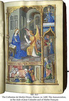 Llibre de les hores de Caterina de Medici