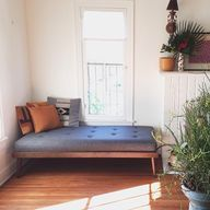 Daybed. From bloodandchampagne blog