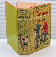 The Peal Book of Boys' Stories George pulls by CollectableMrJones