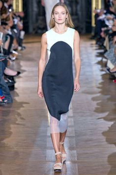 The Spring 2013 Runway Report - Graphic Content - Stella McCartney