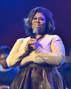 Kim Burrell onstage at the ESSENCE All-Star Gospel Tribute to Kim Burrell at the 2015 Essence Music Festival on July 5, 2015 at Ernest N. Morial Convention Center in New Orleans, Louisiana.