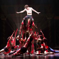 Magic to do! Broadway will see its first-ever revival of the classic musical Pippin the Musical this spring, courtesy of American Repertory Theater.
