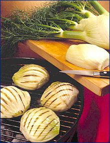 Grilled Fennel #grilled #fennel