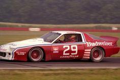David Hobbs - Chevrolet Camaro - Budweiser/DeAtley - All-Ohio Kiwanis Charity Road Racing Weekend Mid-Ohio - Trans-Am Mid-Ohio - 1983 SCCA Budweiser Trans-Am Championship, round 6