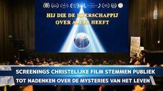 Nieuws: Screenings christelijke film stemmen publiek tot nadenken over d...