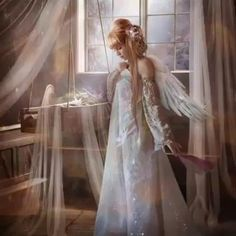 Beautiful Angels Pictures, Beautiful Girl Video, Angel Pictures, Beautiful Gif, Angels In Heaven, Heavenly Angels, Angels Among Us, Love Messages, Light In The Dark