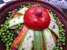 Tajine van groenten