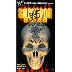 WWF Survivor Series 1998 - Deadly Games, Original WWF Logo Present