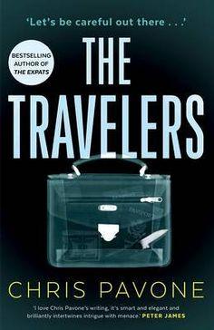 The Travelers - #Thriller #Books2016