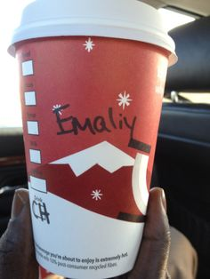 First guest post goes to show you don't have to have an exotic name for exotic spelling. Should be: Emily. There's no way to emaliyorate this one.
