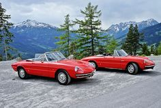 alfa romeo spider duetto - Google Search #alfaromeospider