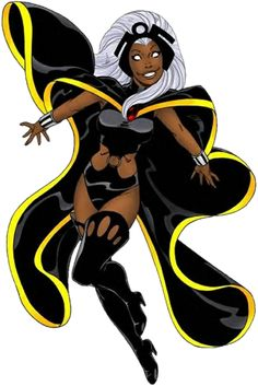 Ororo Munroe - Storm of the X-Men by HeroPix on DeviantArt Marvel Comics, Marvel Heroes, Marvel Characters, Marvel Women, Marvel Avengers, Comic Book Artists, Comic Books Art, Comic Art, Xmen