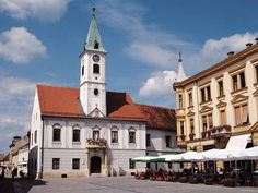 Very nice article on the not-often-featured (or necessarily visited!) town of Varazdin | Baroque around the clock in Varazdin - Europe - Travel - The Independent