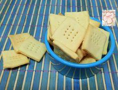 Cozinhando sem Glúten: Bolachinhas salgadinhas - zero glúten/zero lactose