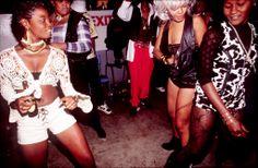 Jamaica Dancehall @ House Of Leo, Kingston jamaica, 1994. #JamaicaDancehall Photo © Wayne Tippetts