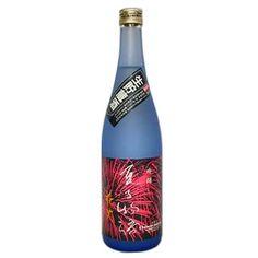 夏子物語 花火 吟醸生貯蔵酒 (限定品) 720ml 米が醸す風味を大切に、夏をイメージした吟醸生貯蔵酒です。  12~13℃位に冷やし、ほのかな香りと優しい味わい、心地好い酸味がほどよく調和し、清涼で透明感ある喉越しをお楽しみいただけます。    ラベルは故富岡惣一郎画伯が描いた日本一の長岡大花火の作品です。