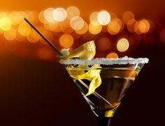 Cocktail+citron,+cognac,+cointreau