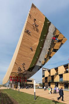 World Expo 2015 Milan, Pavilion Russia - architect Sergei Tchoban