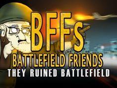 Battlefield Friends - They Ruined Battlefield