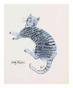 andy warhol pen and ink - Google Search