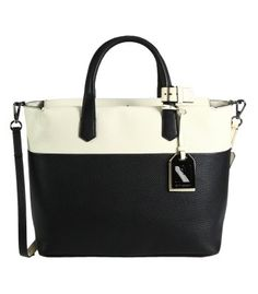 f60170f559a My first Reed Krakoff Bag. Super classy and goes with everything! Reed  Krakoff Gym 1 Two-Tone Tote - ShopBAZAAR