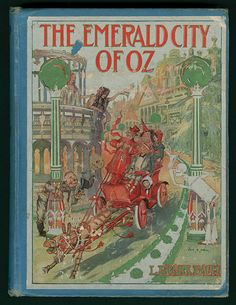 The emerald city of Oz Neill, John R. 1910