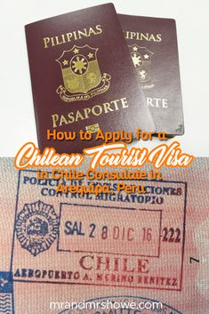 For Filipinos How to get a Chilean Tourist Visa in Chile Consulate in Arequipa, Peru2.png