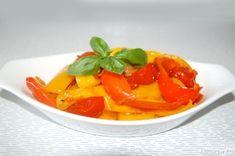 Peperonata. Un contorno estivo colorato e gustoso.  Scopri la ricetta: http://www.misya.info/2012/07/11/peperonata.htm