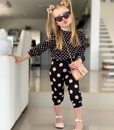 Cute Little Girls Outfits, Dresses Kids Girl, Little Girl Fashion, Toddler Outfits, Kids Outfits, Kids Fashion, Baby Girl Dress Patterns, Baby Dress Design, Kids Frocks