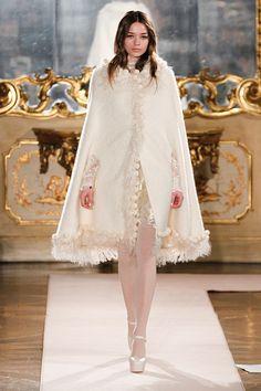 Trend: Dark Romance, Blugirl // Fall fashion 2014: 231 photos of the top 10 trends of the season http://www.fashionmagazine.com/fashion/2014/08/18/fall-fashion-2014-top-10-trends/