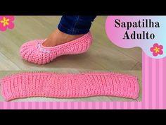 NEULOTTAVA TENNARI aloittelijoille - YouTube Baby Knitting Patterns, Free Knitting, Knit Slippers Free Pattern, Knitted Slippers, Booties Crochet, Crochet Dolls, Knit Crochet, Knitting Websites, Knit Boots