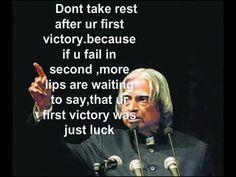 abdul kalam life quotes