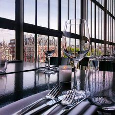 Baut en Dreesmann  Rokin 164, Amsterdam  Bar with a view
