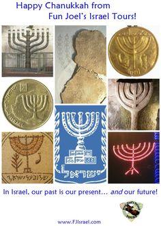 Happy Chanukkah!  www.fjisrael.com