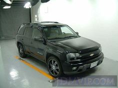 Chevrolet Trailblazer, Jdm Cars, Kobe, Transportation, Cars, World, Cuba