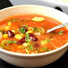 Three Healthy Soup Recipes For Weight Loss Healthy Soup Recipes, Clean Eating Recipes, Vegetarian Recipes, Healthy Eating, Cooking Recipes, Hungarian Recipes, Food 52, One Pot Meals, Food Porn