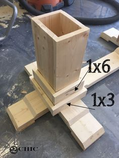 second-trim-pieces-attached - April 14 2019 at Diy Furniture Projects, Diy Wood Projects, Pallet Furniture, Furniture Plans, Wood Crafts, Concrete Furniture, Bedroom Furniture, Furniture Design, Woodworking Furniture