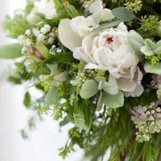 Zita Elze wedding flowers