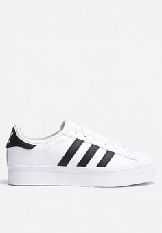 adidas Originals Superstar Rize S75070 Ftw White  Core Black Womens  Shoes