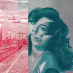 Marina And The Diamonds -Disconnect artcover #artworks #music #marinaandthediamonds