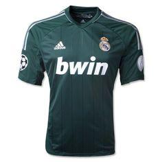 Camiseta del Real Madrid 2012/2013 Tercera Equipación